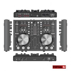 Station DJ USB /midi NEO-SCX/2